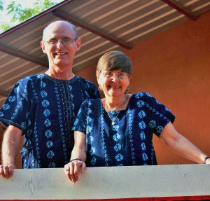 Serving at Sahel Academy in Niamey, Niger